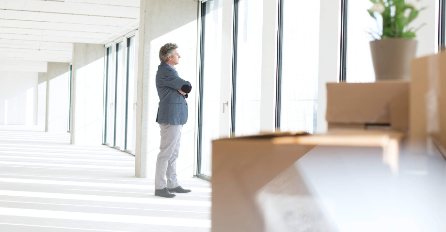 X Data Center Considerations When Moving to a New Office Space