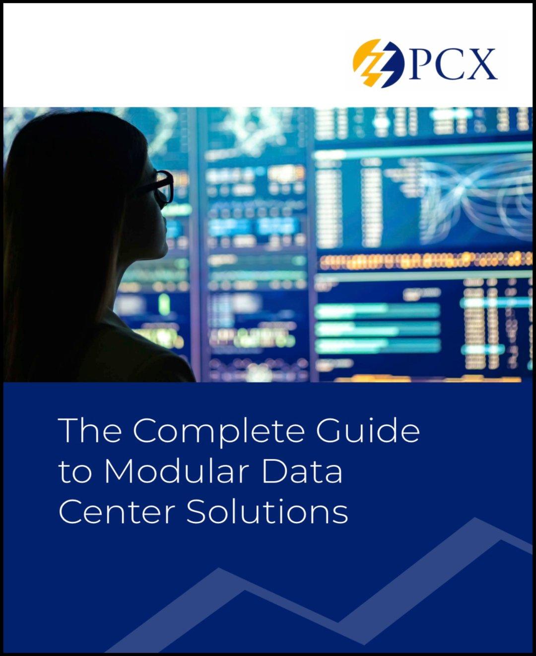 Modular Data Center Solutions
