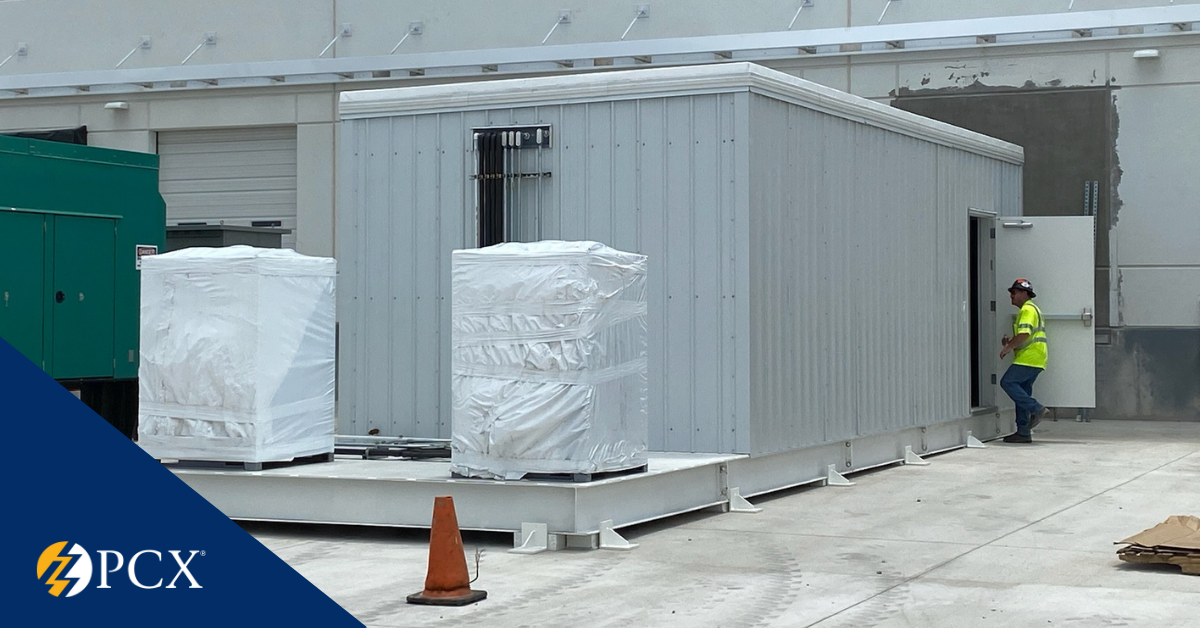 PCX Deploys Additional Modular Data Centers to Global Superstore Chain