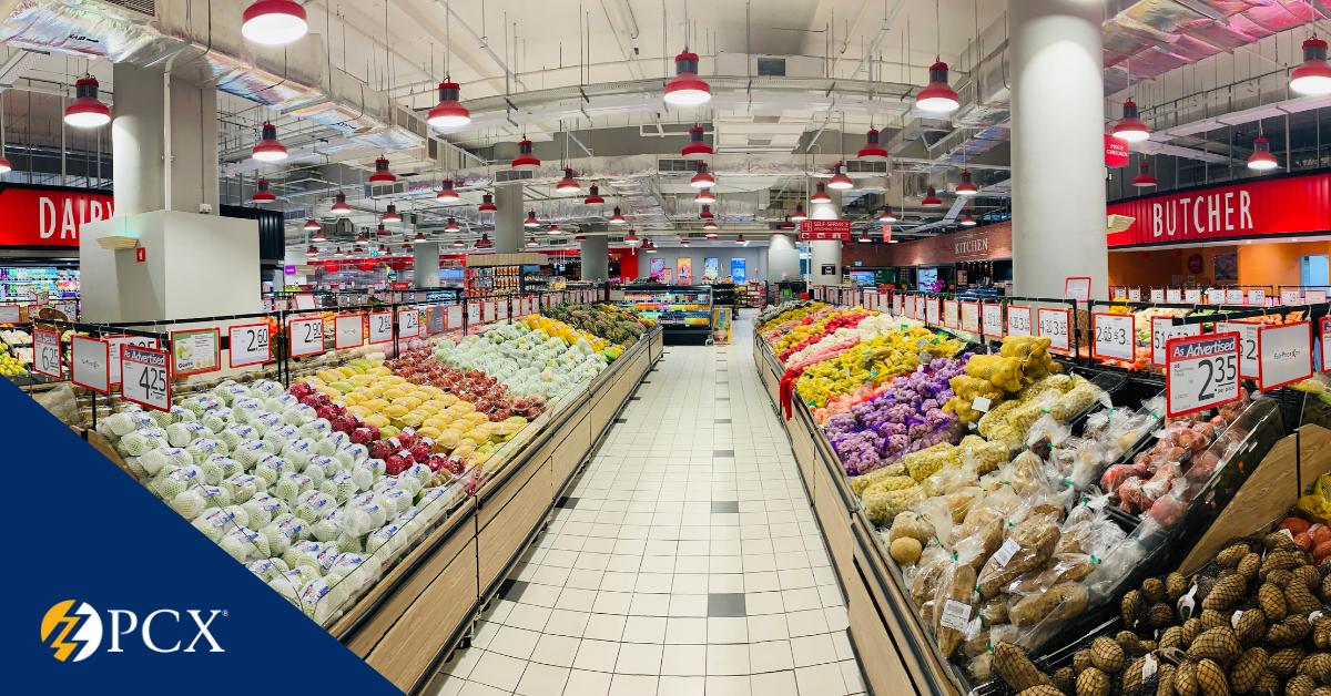 PCX Ships Modular Switchboard to International Grocery Chain